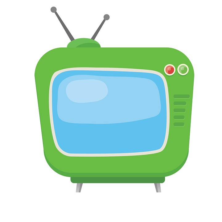 Television Clip Art Clipart.