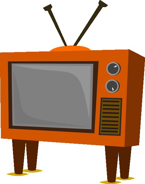 Old Tv Clip Art at Clker.com.