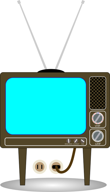 23+ Tv Clipart.