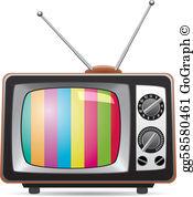 Tv Clip Art.