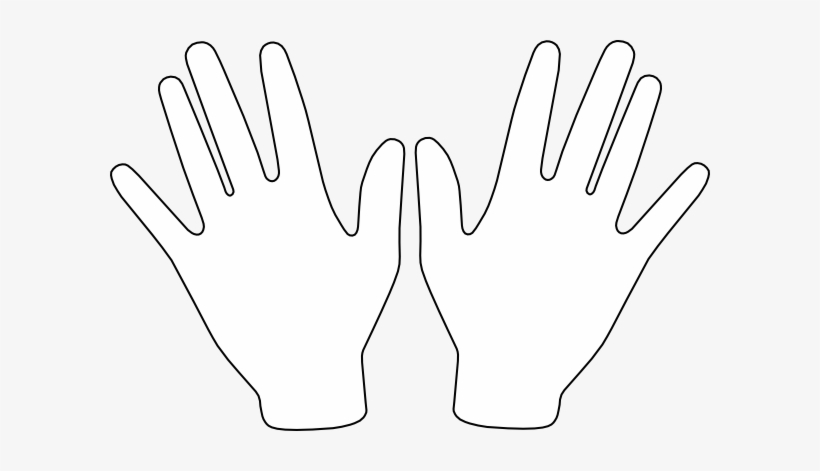 Hand Clipart Two Hand.