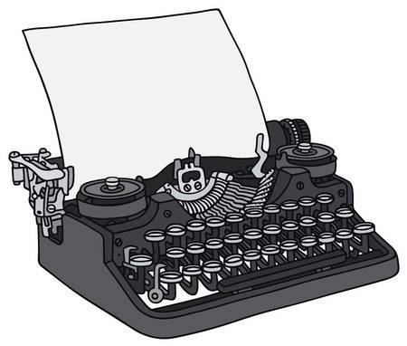 14,955 Typewriter Stock Illustrations, Cliparts And Royalty Free.