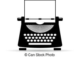Old typewriter Vector Clip Art Royalty Free. 810 Old typewriter.