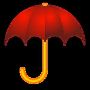 343 rain umbrella clip art free.