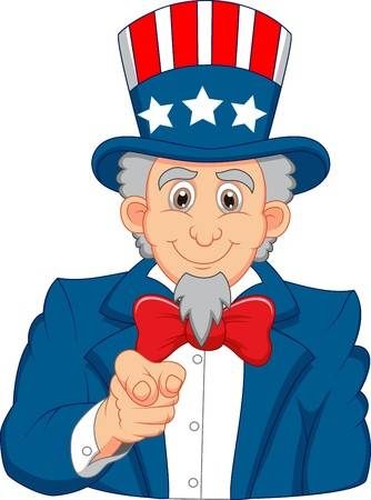 3,028 Uncle Sam Stock Illustrations, Cliparts And Royalty Free Uncle.
