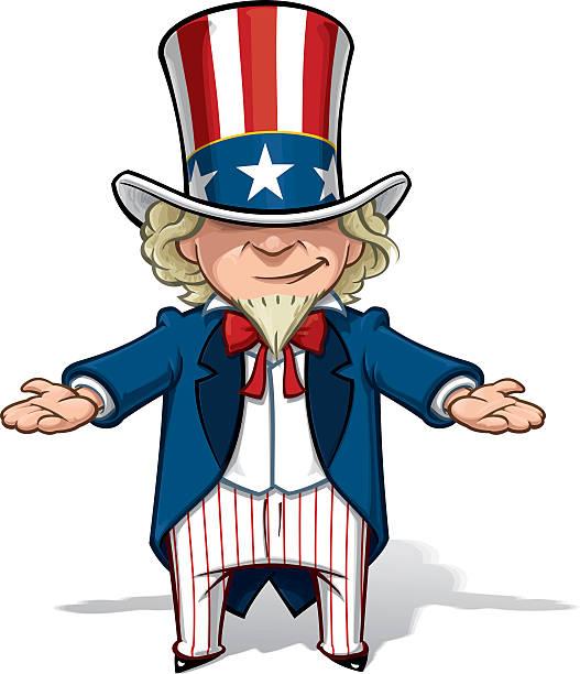 Best Uncle Sam Illustrations, Royalty.