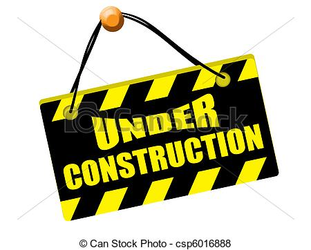 Under construction sign clipart 4 » Clipart Station.