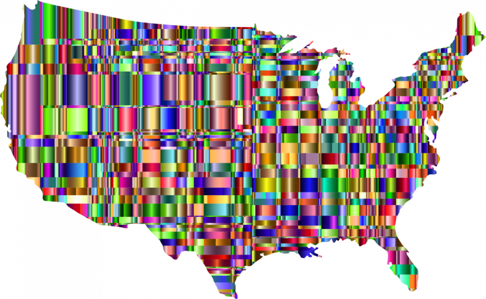 US Map : United States World Map Globe Commercial Clipart Picture.