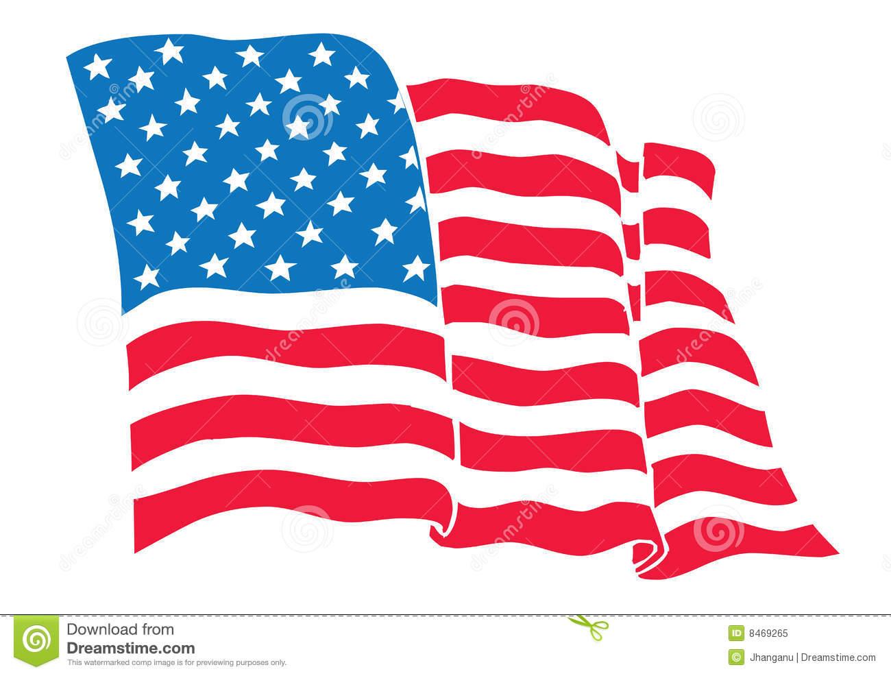 American Stock Illustrations.
