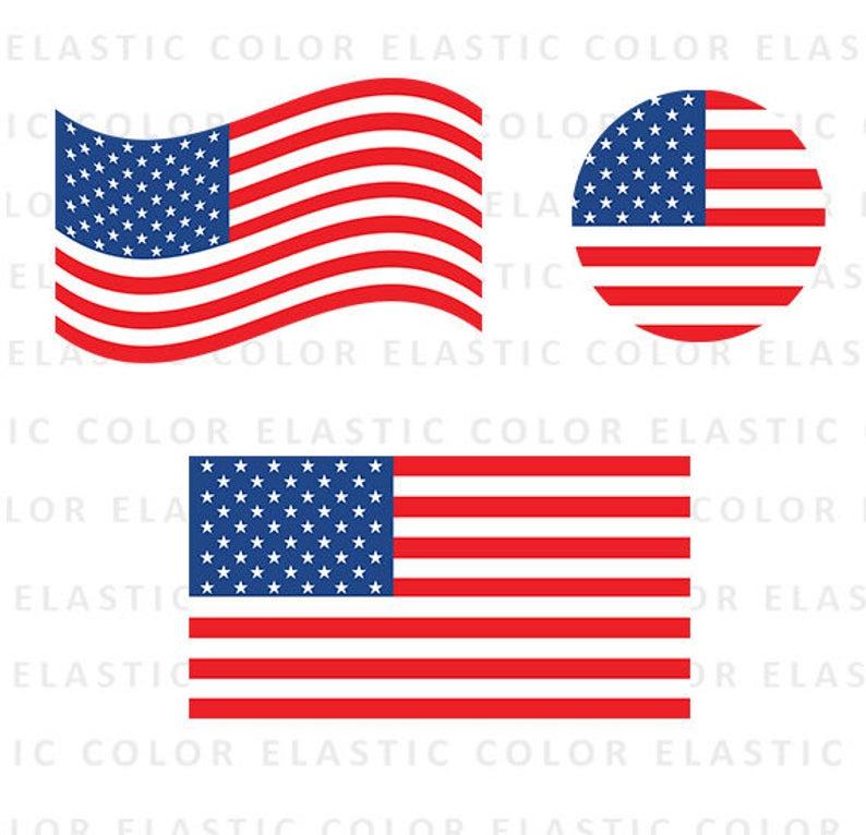 USA flag svg.