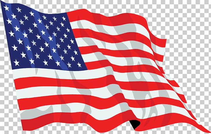 Flag of the United States , USA flag , flag of America PNG clipart.