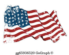 Us Flag Clip Art.