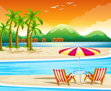 Clip Art Vacation Stock Photos And Images.