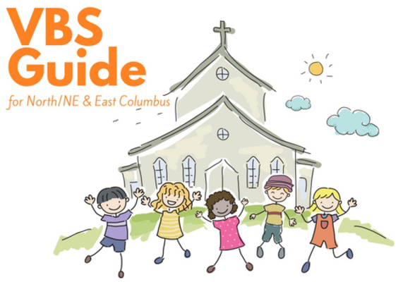 2017 Columbus Vacation Bible School (VBS) Guide.