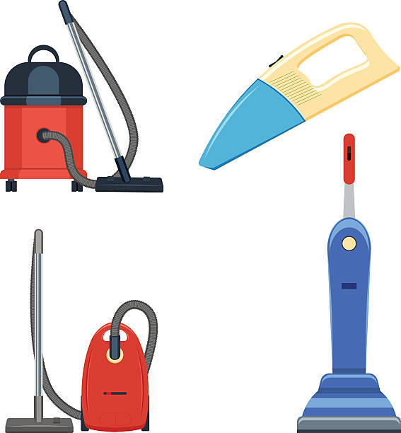 Best Vacuum Cleaner Illustrations, Royalty.
