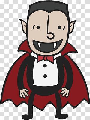 Vampires teeths, vampire illustration transparent background PNG.