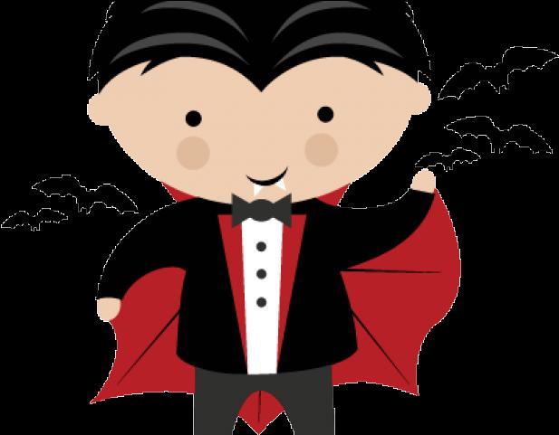 Vampire Clipart Toddler.