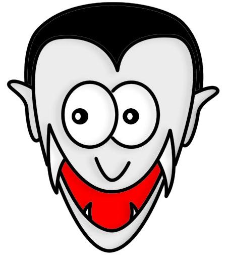 5+ Vampire Clip Art.