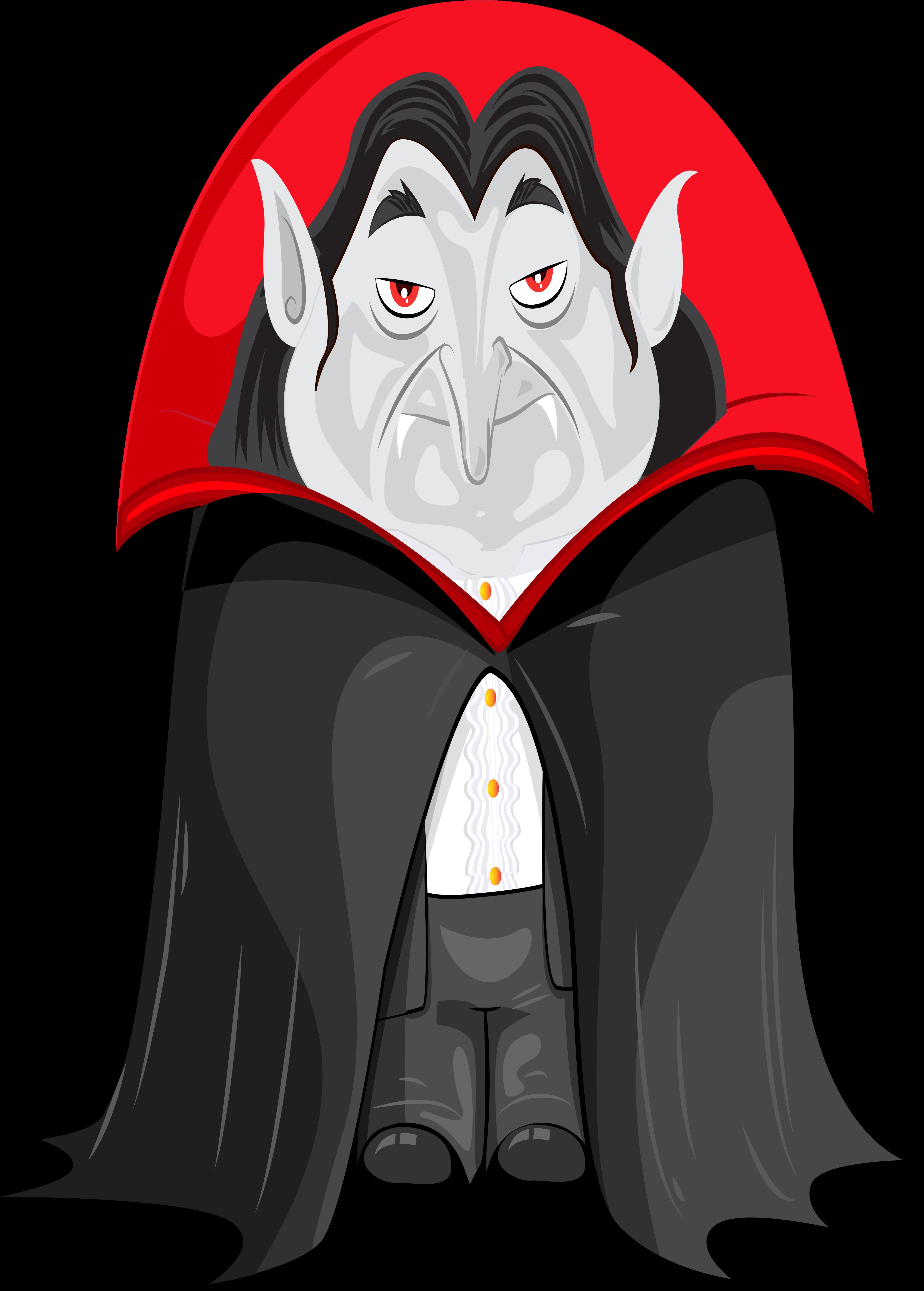 Vampire Transparent Coffin Clipart.