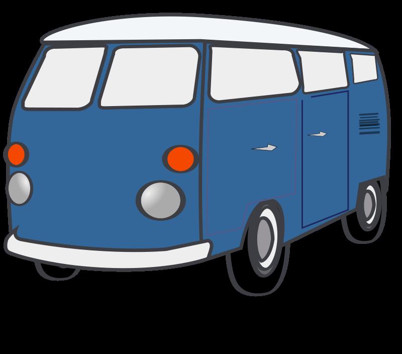 Free Clipart: Van.