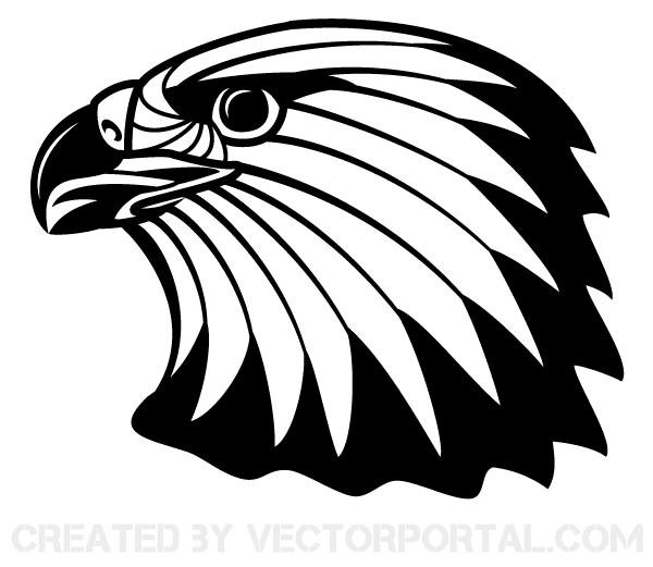 12 Eagle Feather Clip Art Vectors.