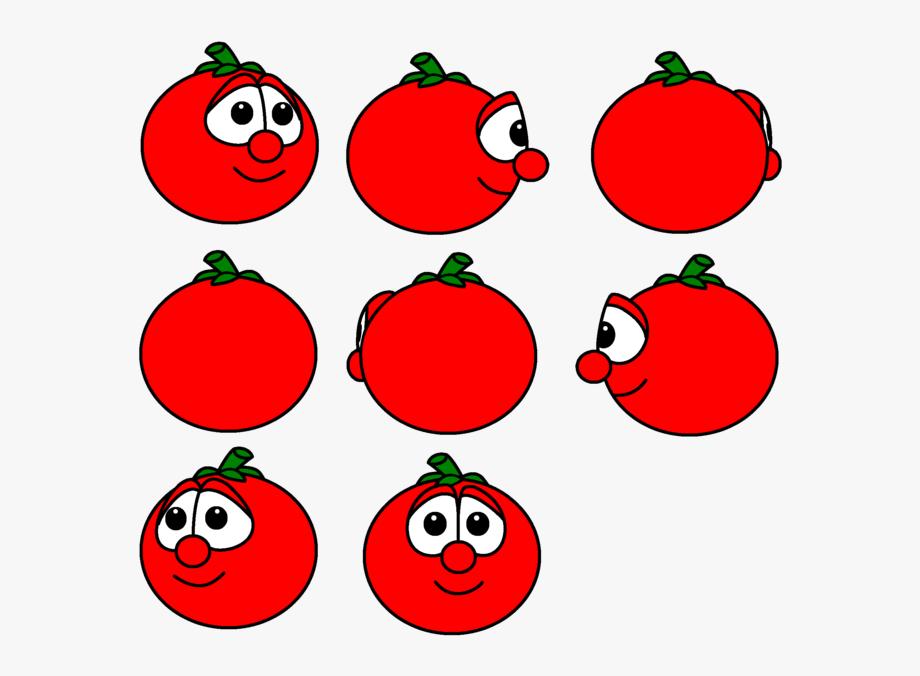 Tomato Clipart Bob.