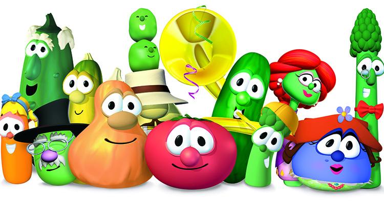 New VeggieTales Episodes in Production.
