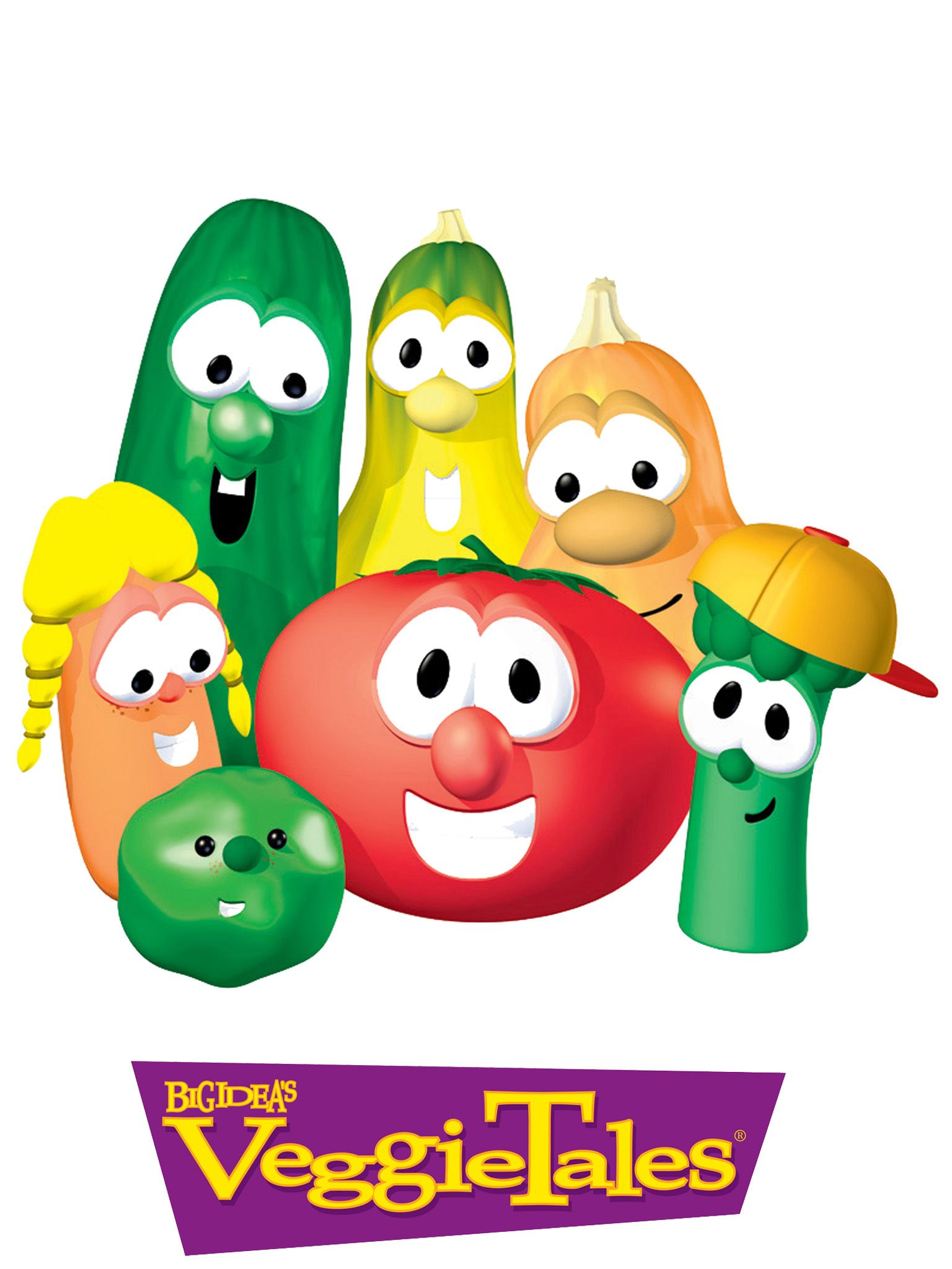 VeggieTales TV Show: News, Videos, Full Episodes and More.