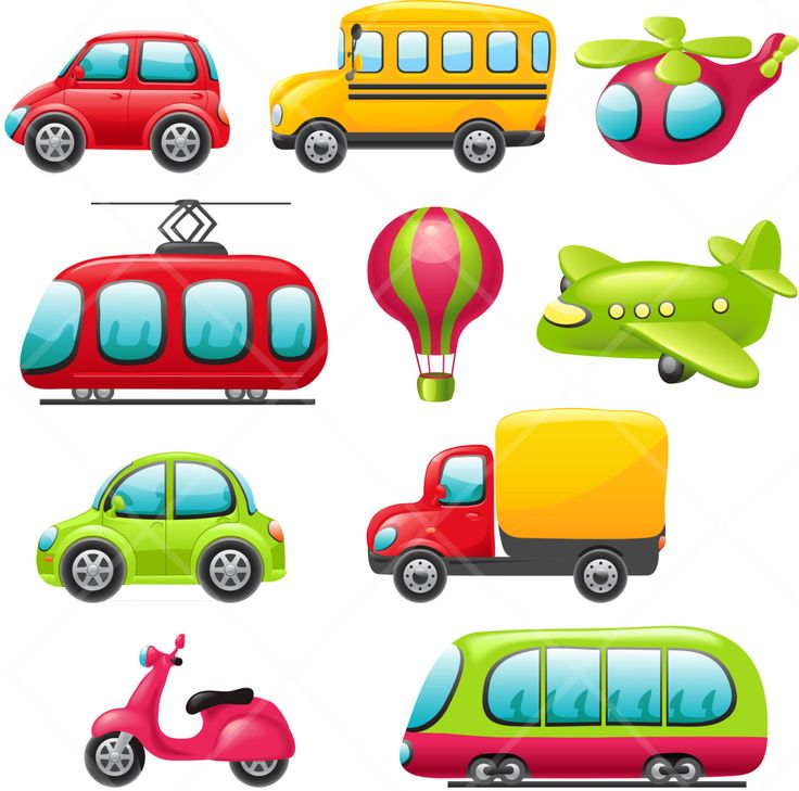 Vehicles Free Clipart.