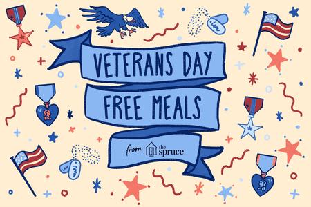 95 Restaurants Having Veterans Day Free Meals In 2019.