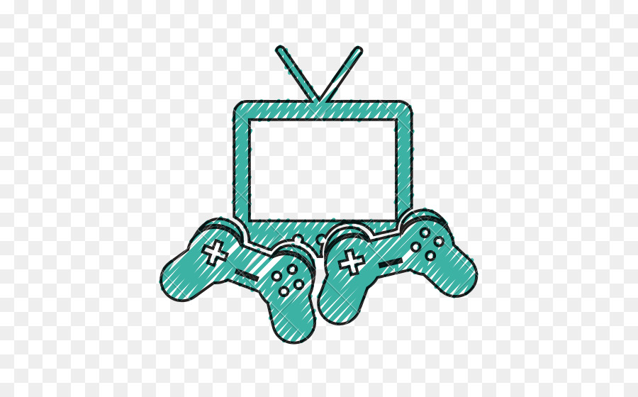 Video Games Technology png download.