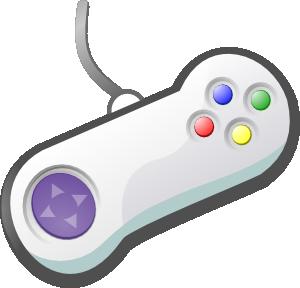 Gamepad Clip Art at Clker.com.