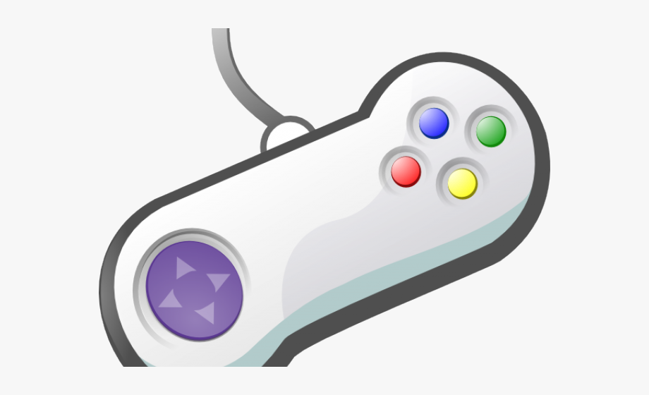 Video Game Clipart Ps4 Remote.