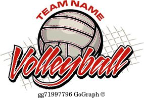 Volleyball Clip Art.