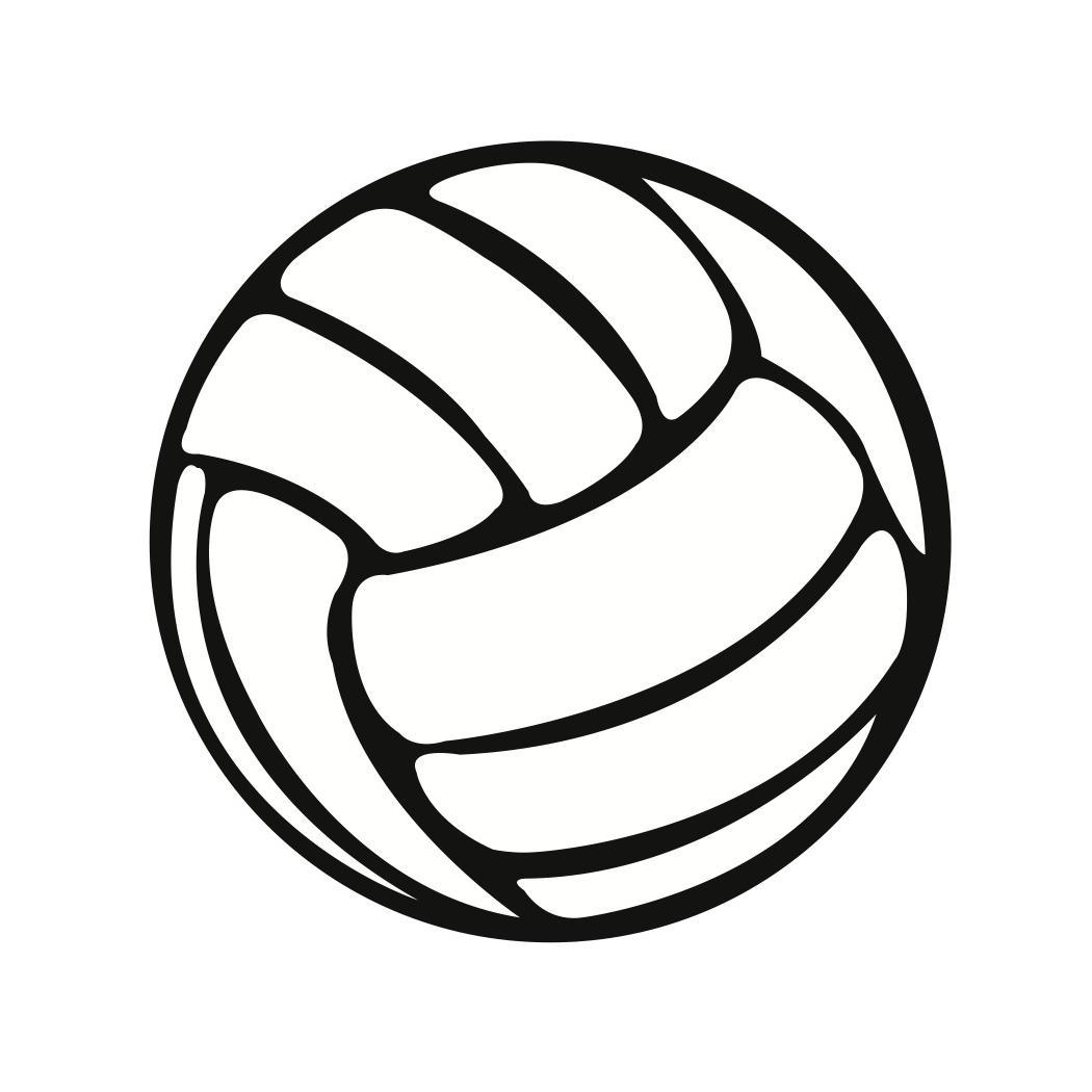 Volleyball Ball Clipart.