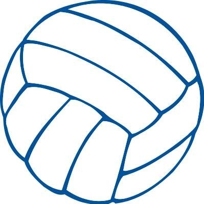 free clip art volleyball.