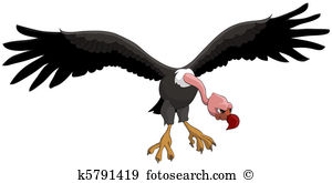 Vulture Clipart Royalty Free. 724 vulture clip art vector EPS.