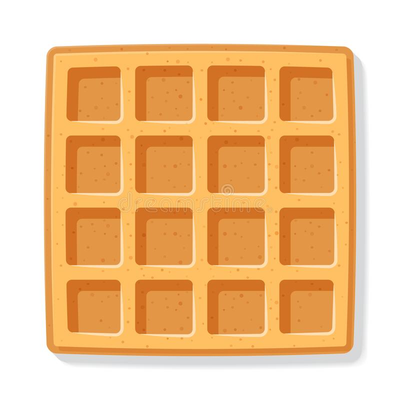 Waffles Stock Illustrations.