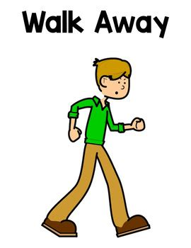 Walk away clipart 1 » Clipart Station.