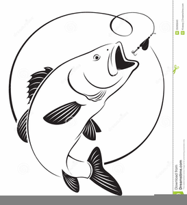 Walleye Fish Clipart.