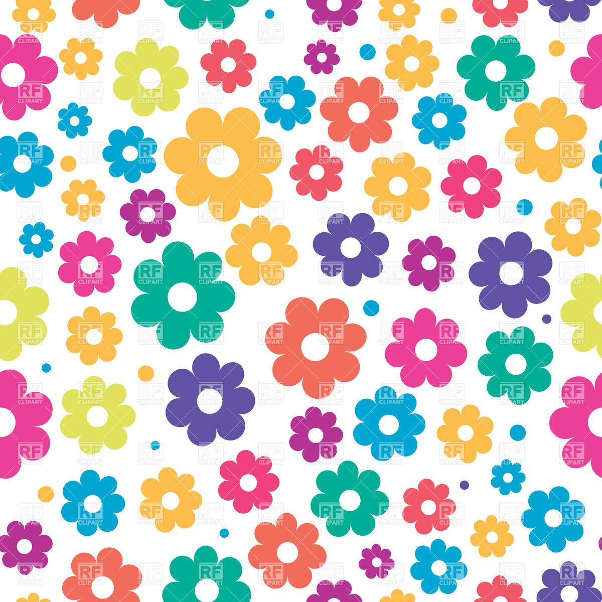 Free Clipart Wallpaper Background Floral Clipart Flower.