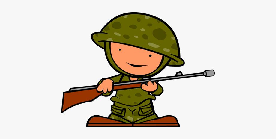 Soldiers Clipart War Hero.