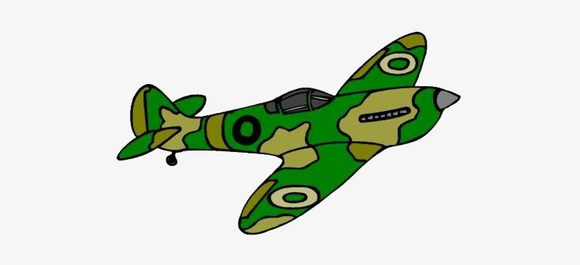 Airplane Clipart War.