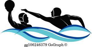 Water Polo Clip Art.