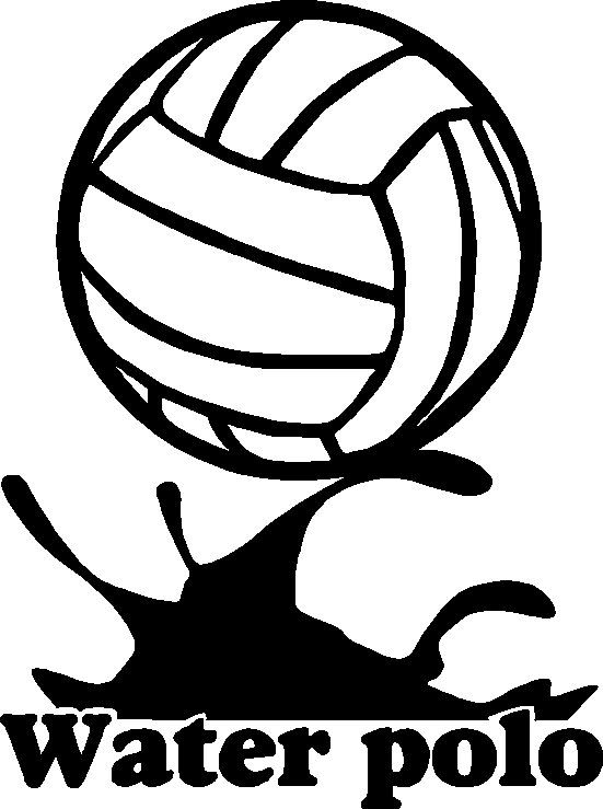 water polo images clip art.