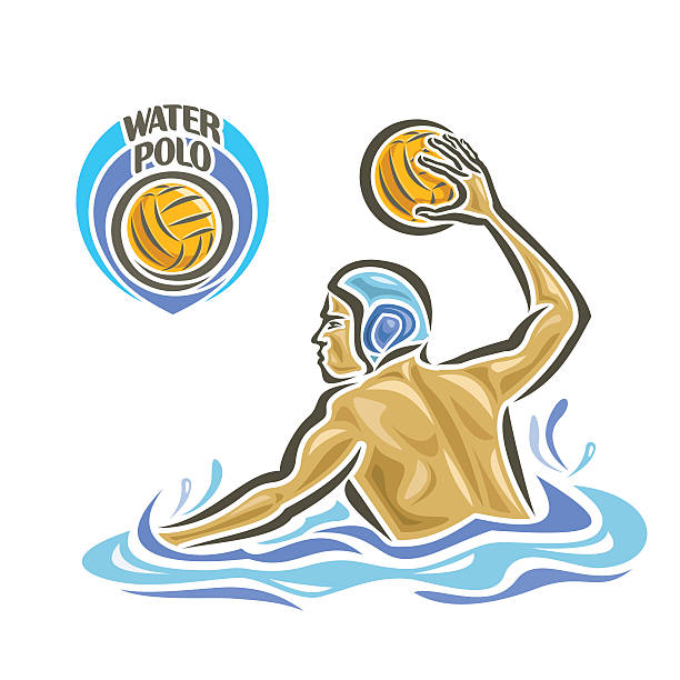 Best Water Polo Illustrations, Royalty.