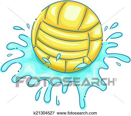 Water Polo Ball Clip Art.