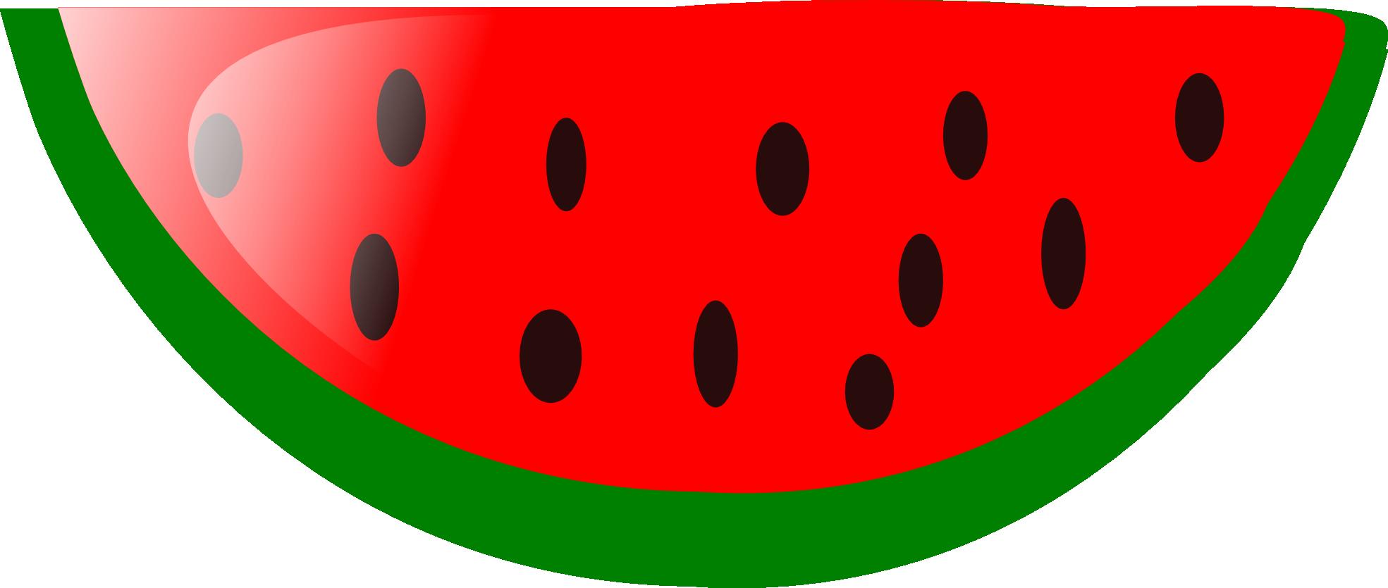 Watermelon clip art free clipart images 2.