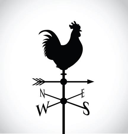 339 Rooster Weather Vane Stock Illustrations, Cliparts And Royalty.