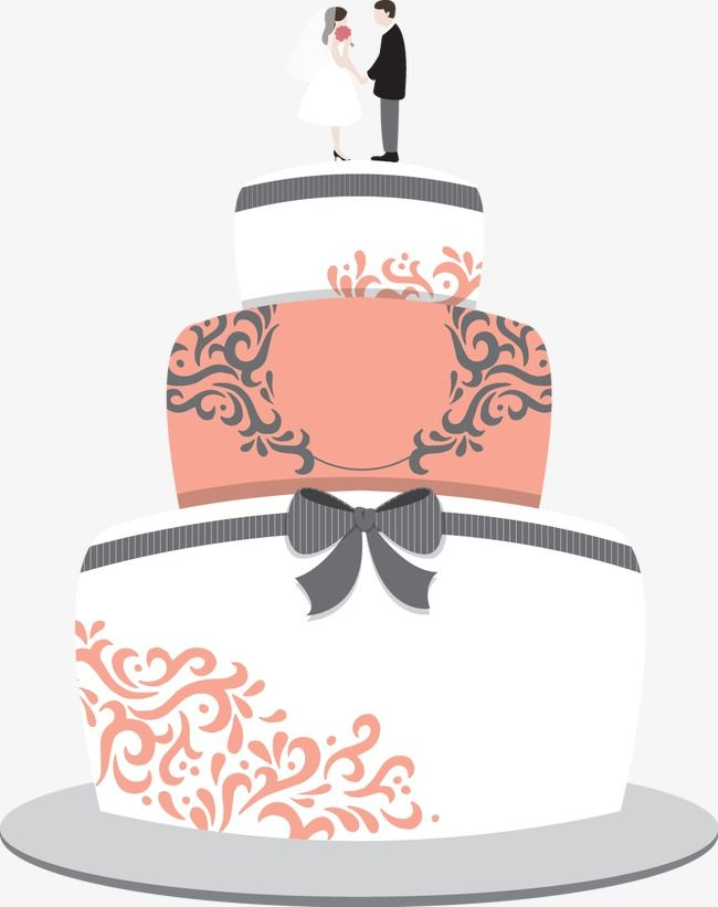 Wedding Cakes, Marry, Wedding PNG and Vector with Transparent.